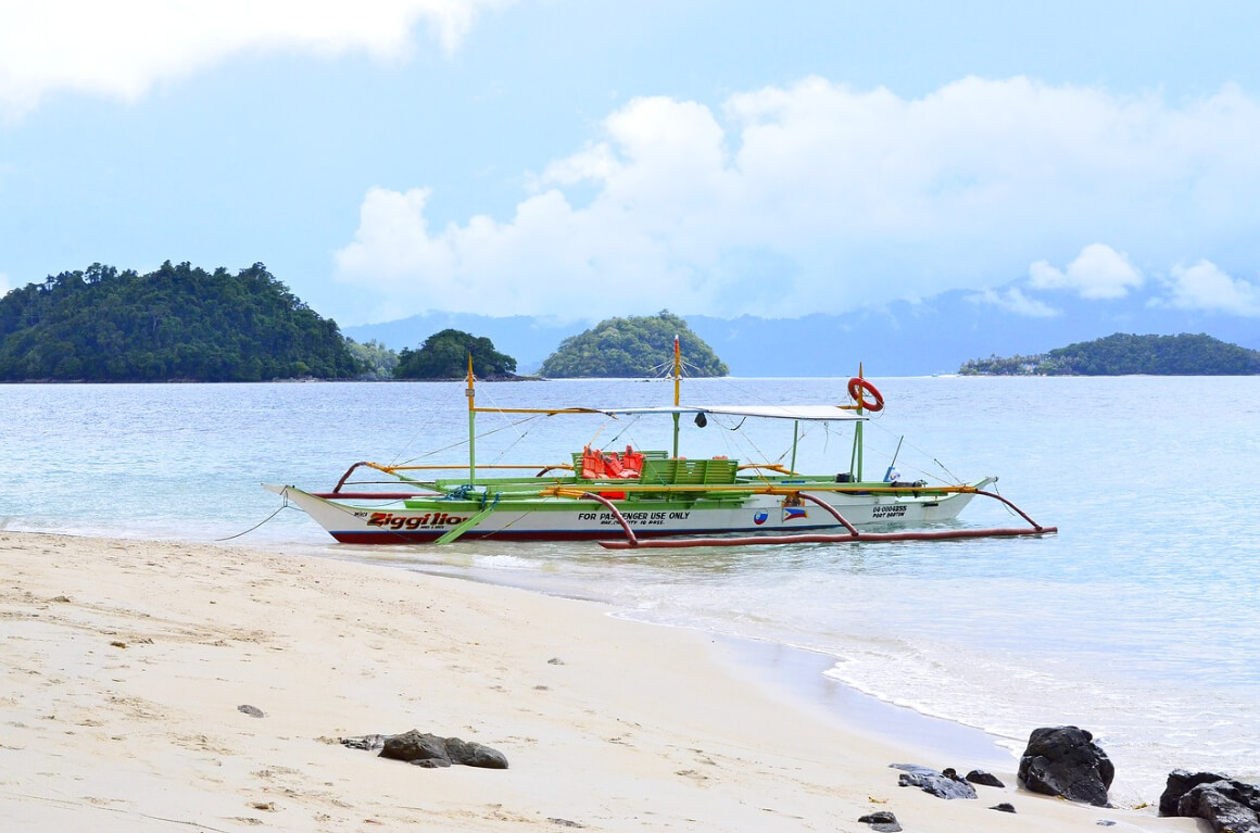 Port Barton, Where to Stay in Palawan
