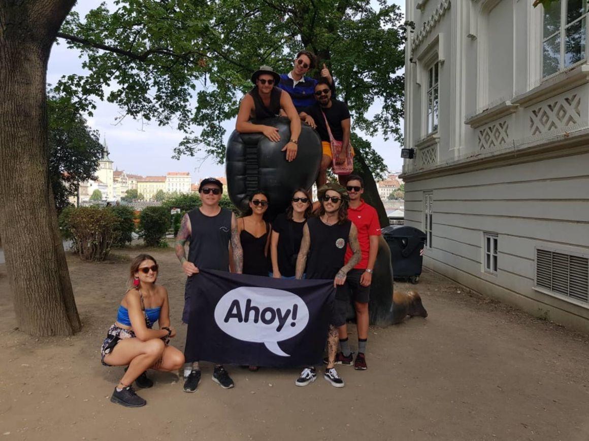 Ahoy Hostel, Prague 2