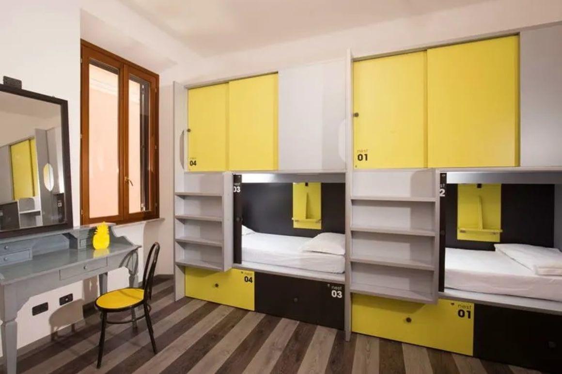 Free Hostels Roma, Rome 1