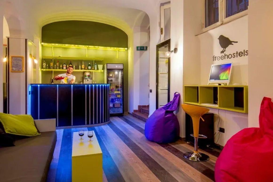 Free Hostels Roma, Rome 2
