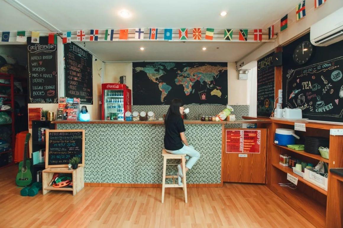 Rucksack Inn @Lavender Street Cheap Hostel Singapore