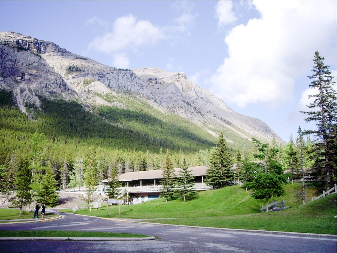 Miette Hot Springs, Jasper National Park 1