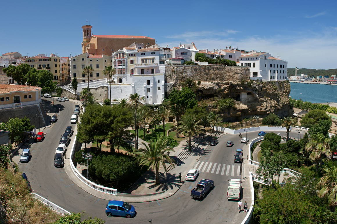 Mao, Menorca 1