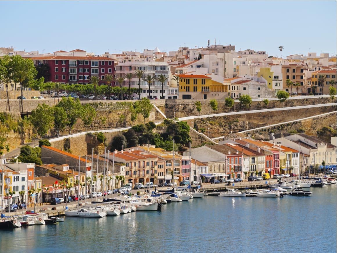 Mao, Menorca 2