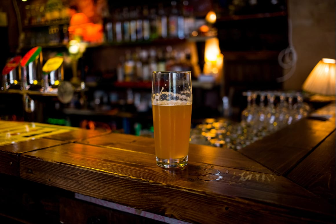how much does alcohol cost in Budapest
