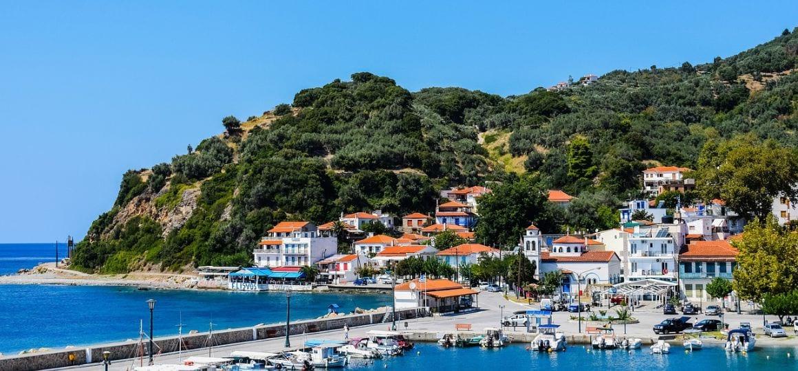 Skala Where to Stay in Kefalonia Greece