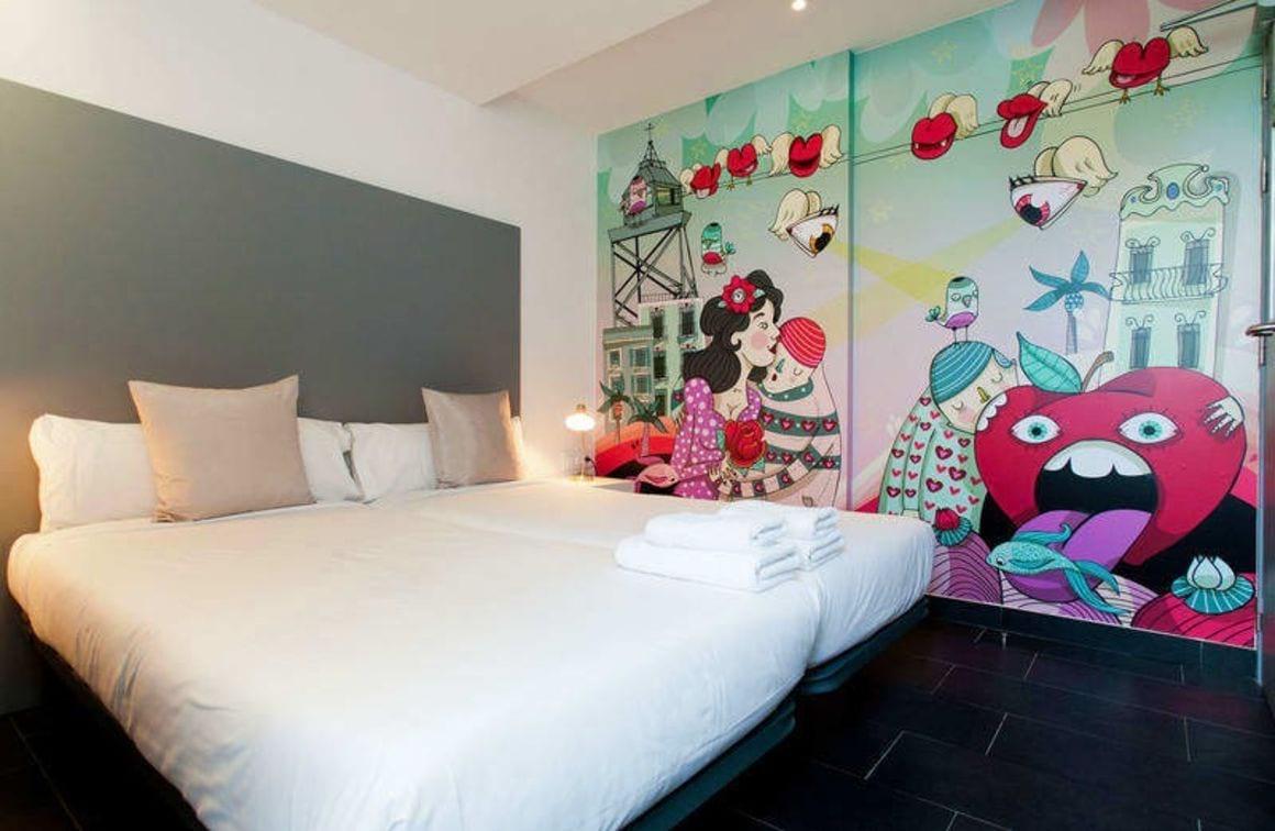 St Christopher's Inn Cheap Hostel Barcelona
