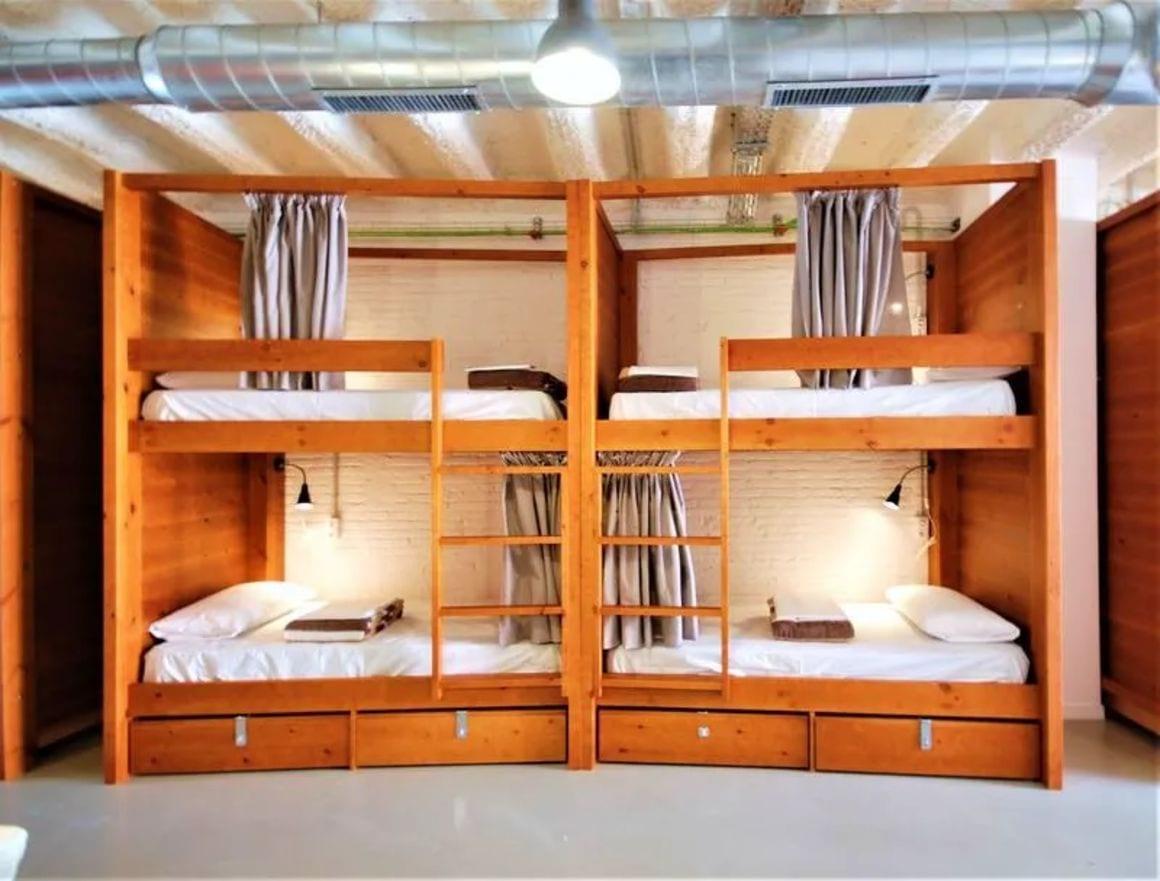 Ten To Go Hostel Barcelona
