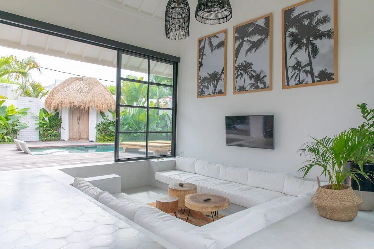 The Young Villas in Canggu