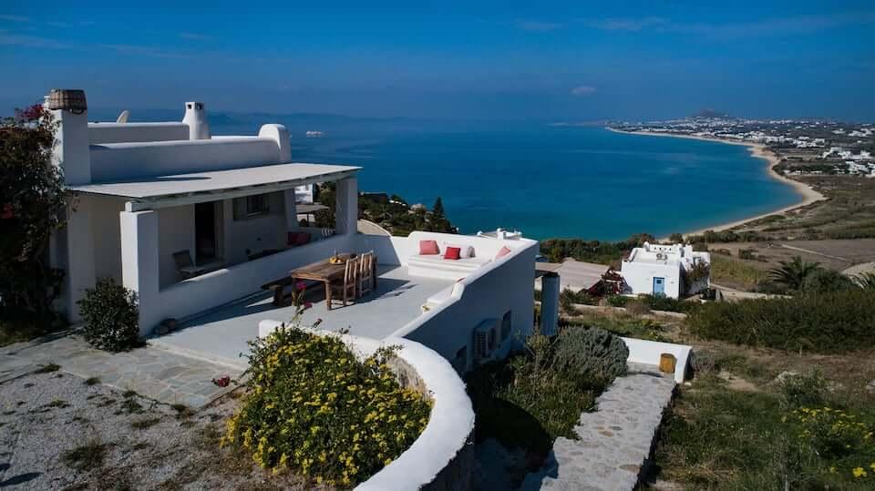 Villa Agellos Naxos