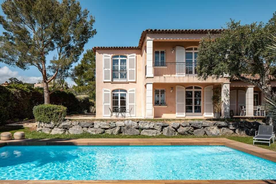 Villa Magnolia Saint Tropez