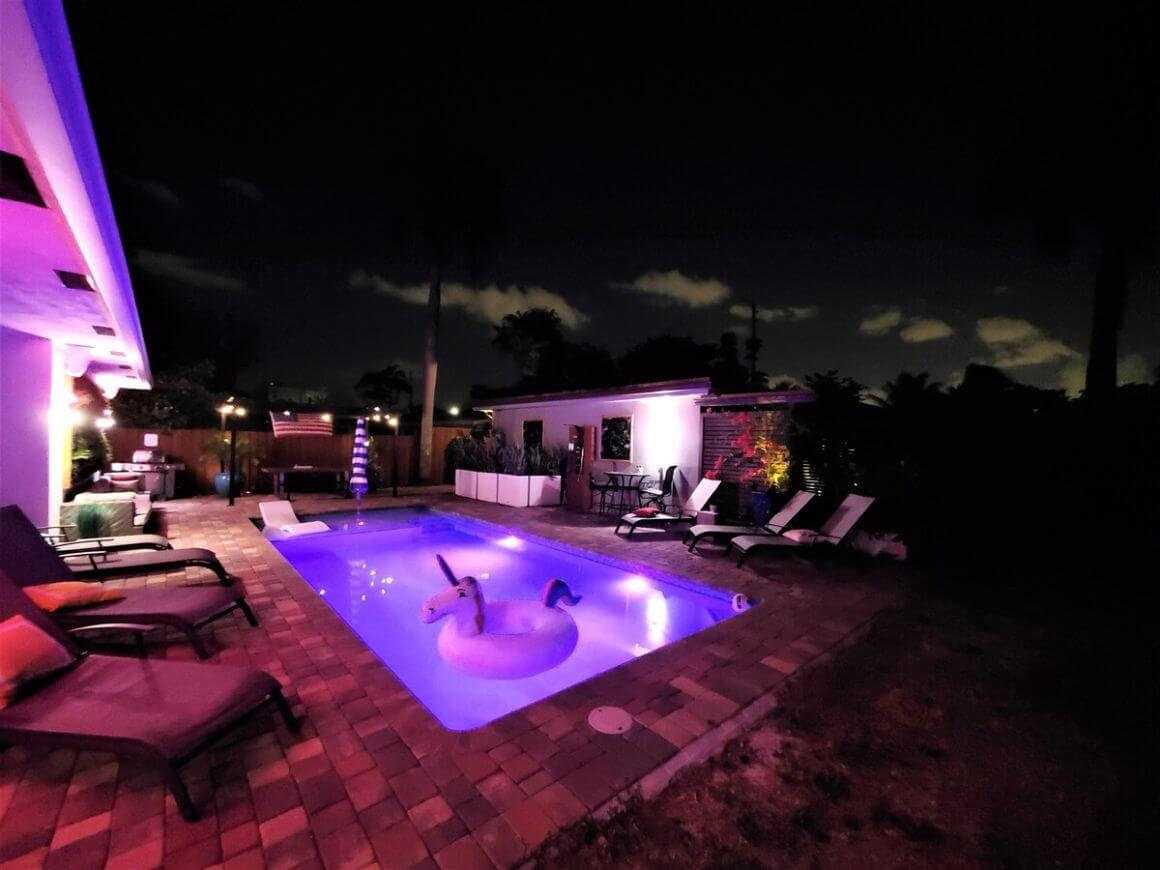 Villa with Heated Pool and Ping Pong Florida