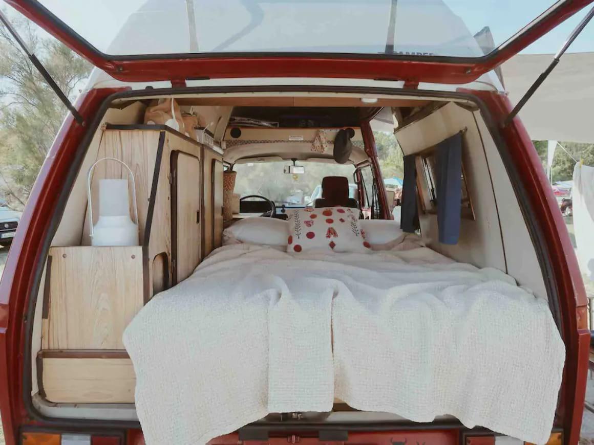 Classic 1984 VW Camper