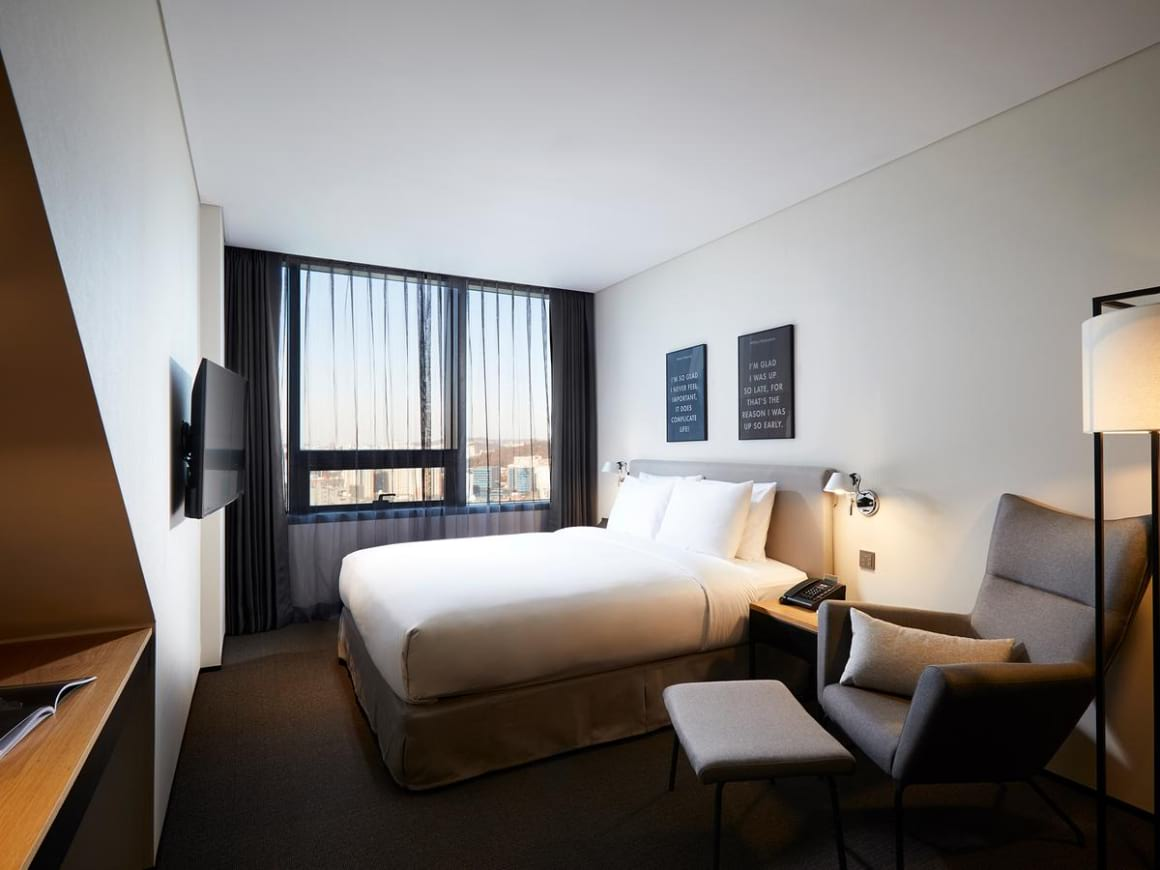 cheap hotels in South Korea