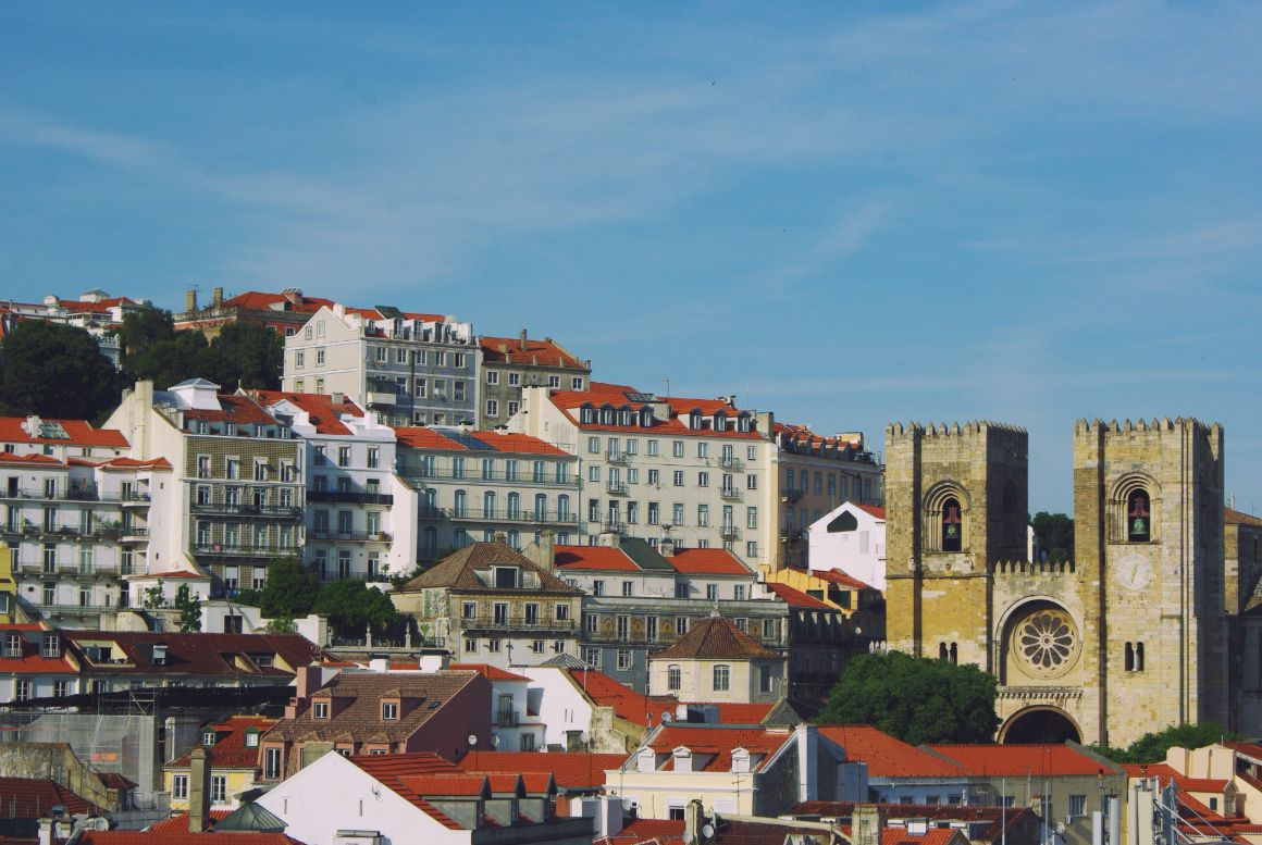 Lisbon Hills & Cathedral