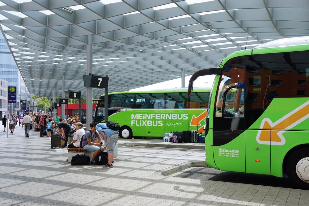 Flixbus - From Shutterstock -  By Axel Bueckert