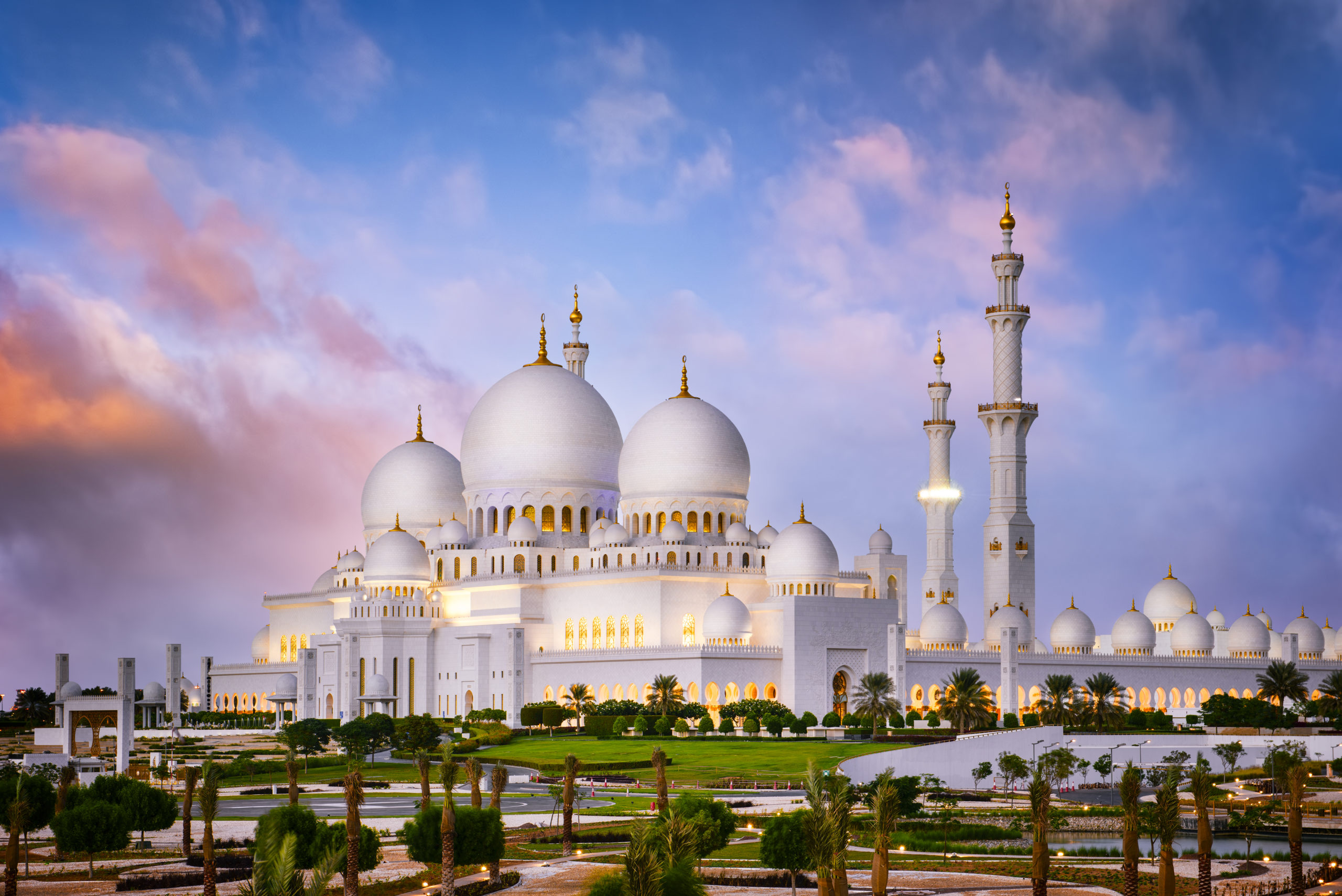Abu Dhabi - From Shutterstock By ventdusud