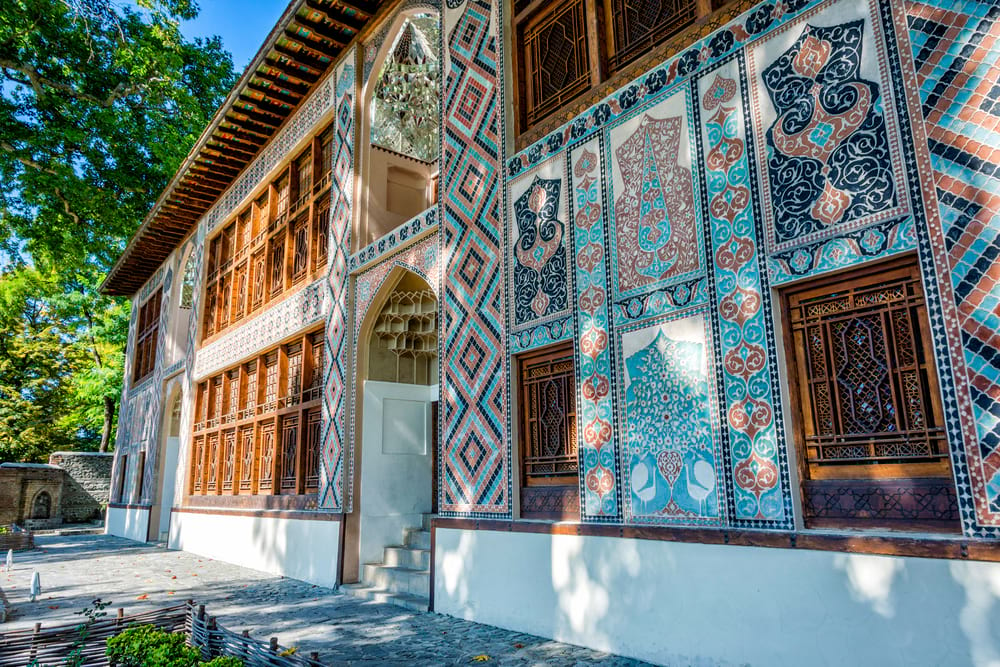 sheki-azerbaijan