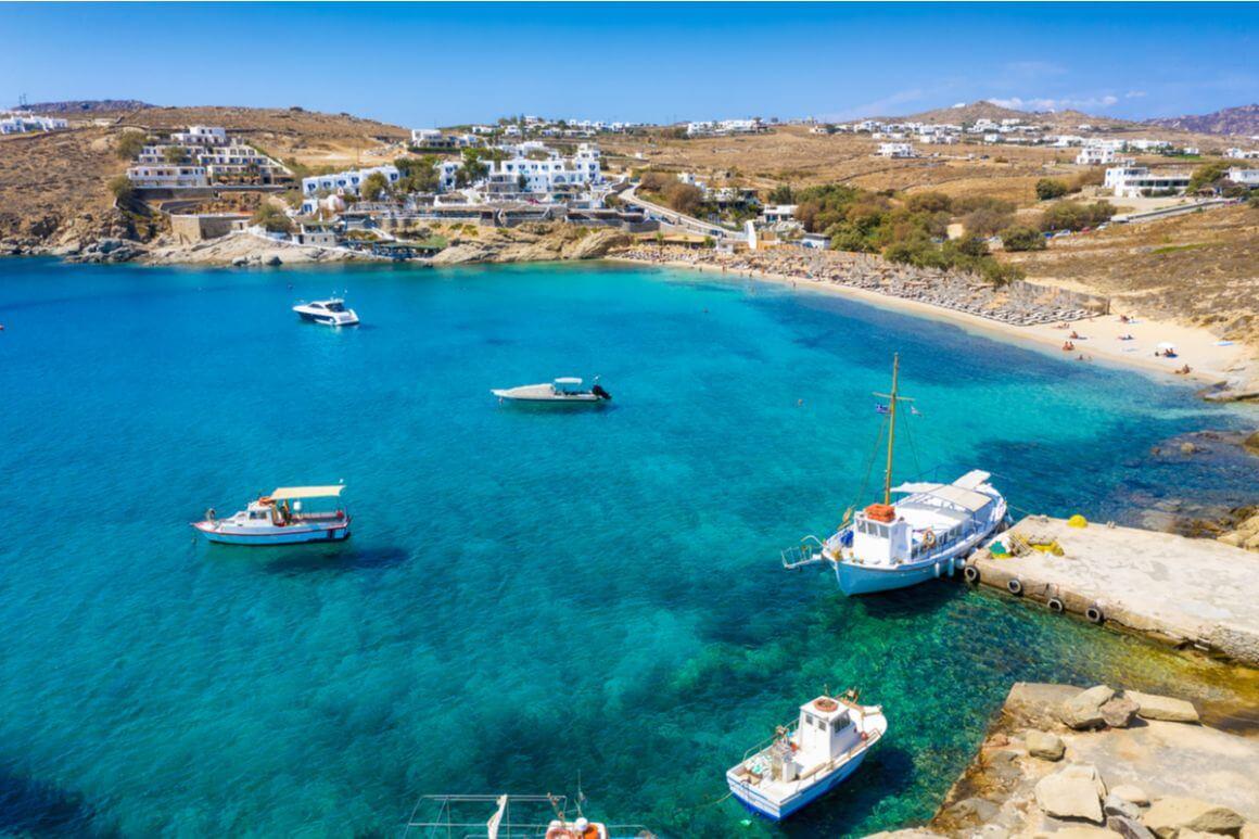 ttd Agios Prokopios Naxos Greece