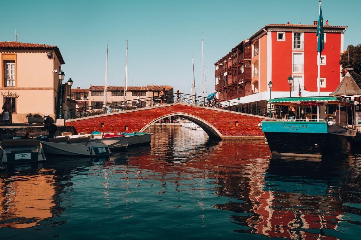 ttd Port Grimaud Saint Tropez