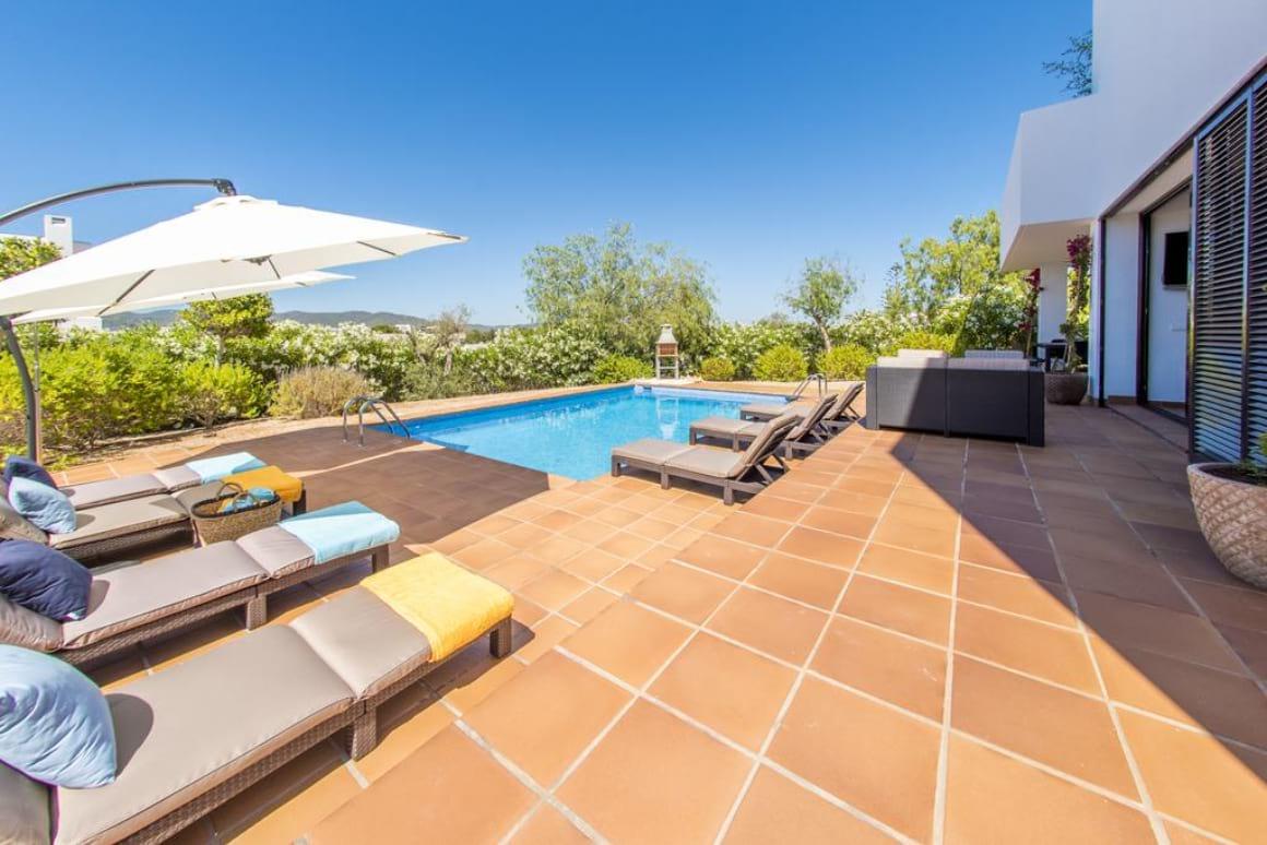 unique accommodation in Ibiza
