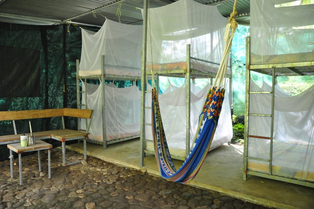 green accommodation utopia hostel - costa rica
