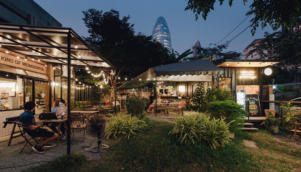 best green hostels in asia the yard hostel - bangkok