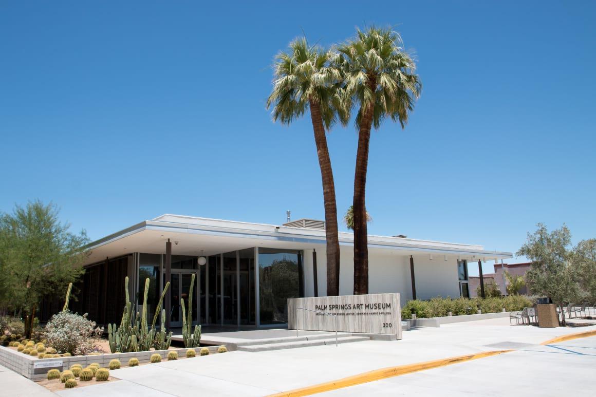 Admire Beautiful Art at the Palm Springs Art Museum