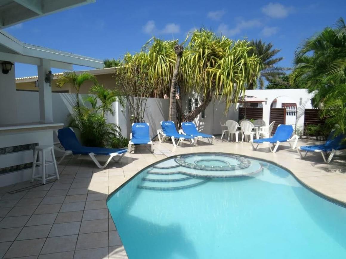 Aruba Holiday Beach Villa