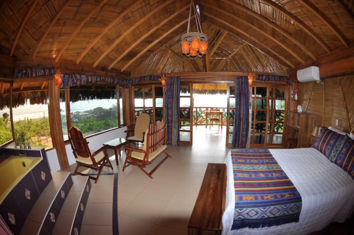 Azaluna Eco-lodge