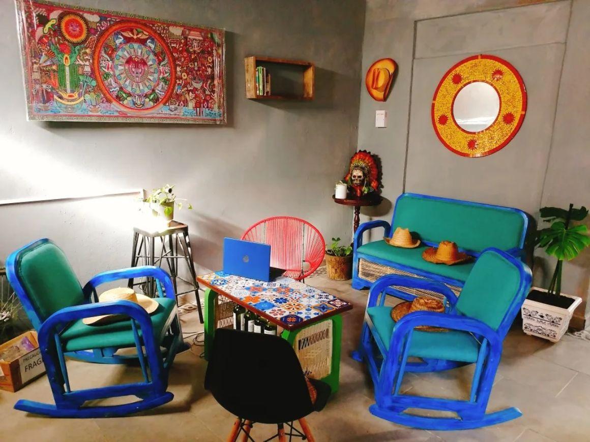 RR Hostel, Campeche