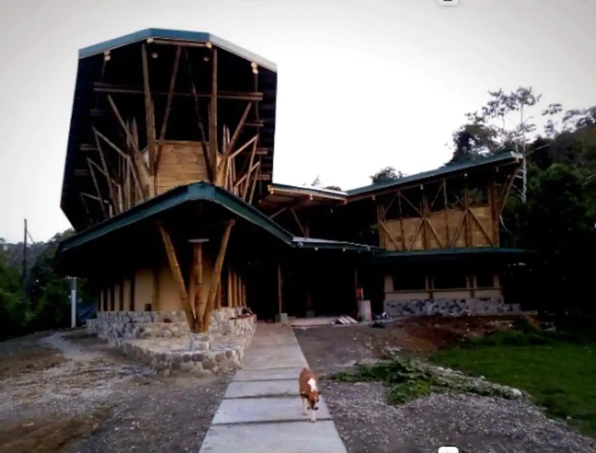 Corcovado Ecolodge de Dos Brazos de Rio Tigre