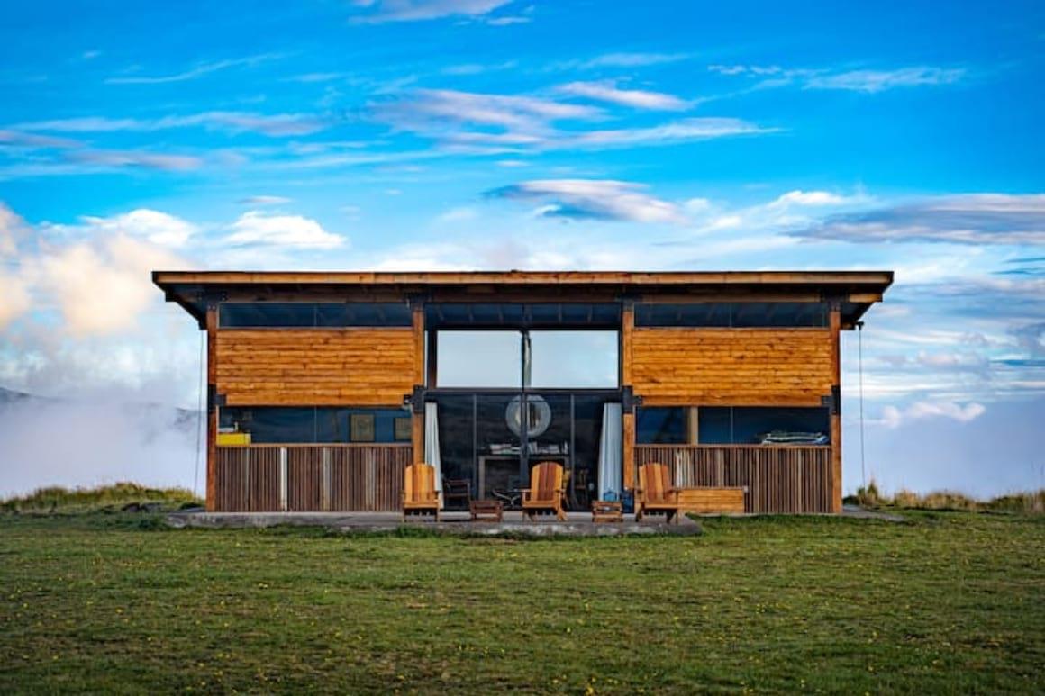 Cotopaxi Tiny House