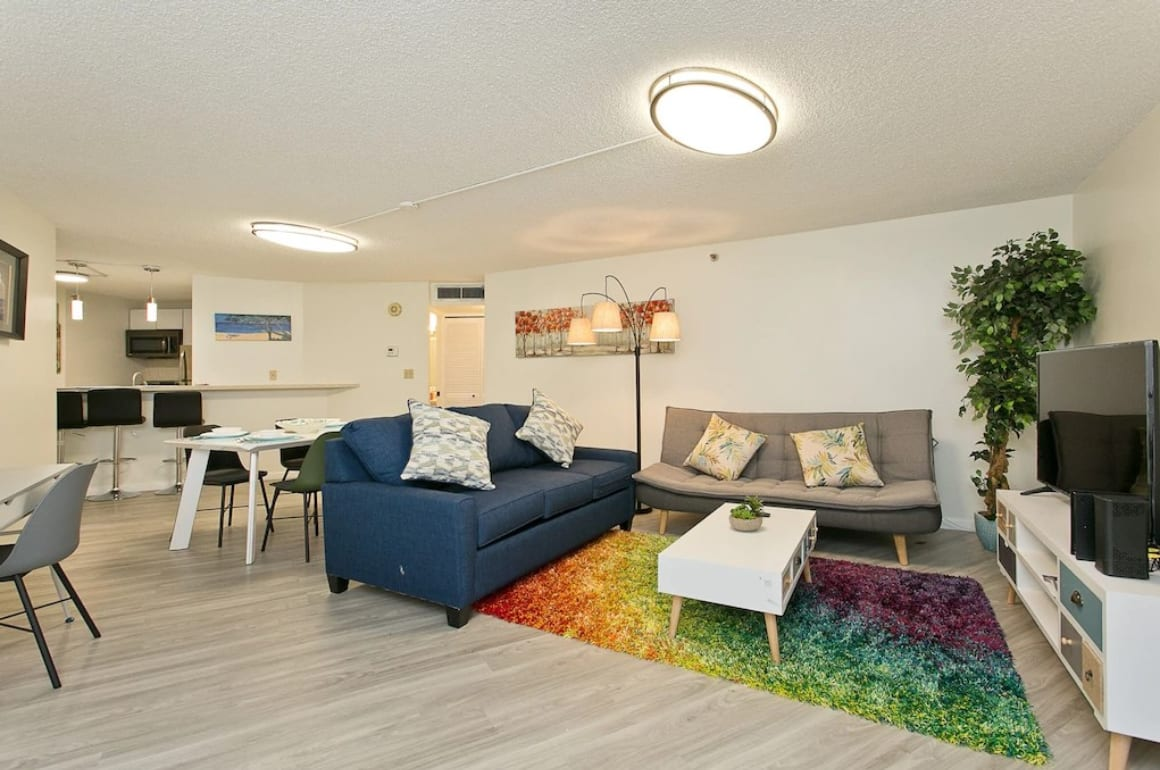 Downtown Honolulu Condo