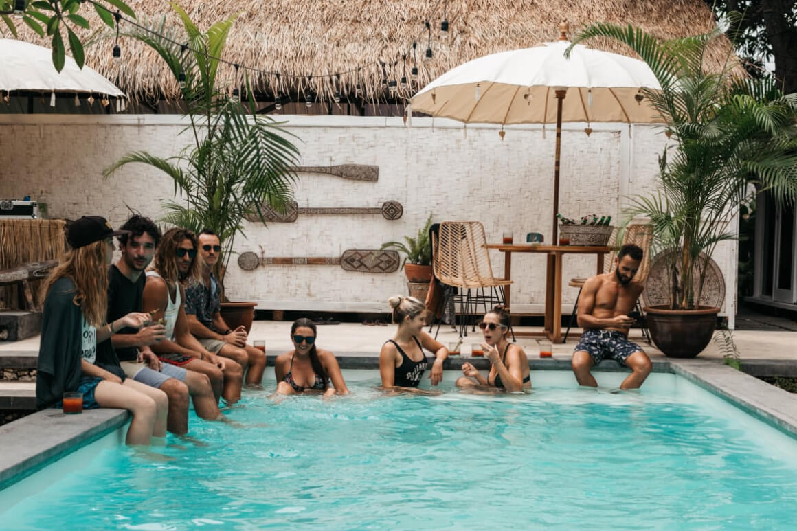 Dreamsea Surf Camp Canggu