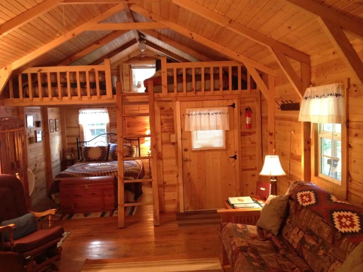 Eagle Creek Country Cabin Ohio