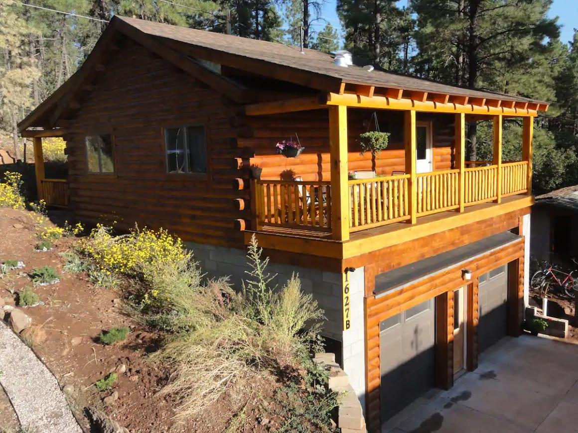 Flagstaff Log Cabin