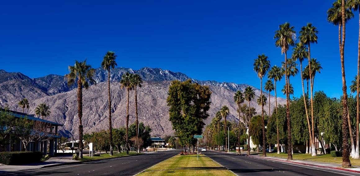 Go on a Biking Adventure Around Palm Springs
