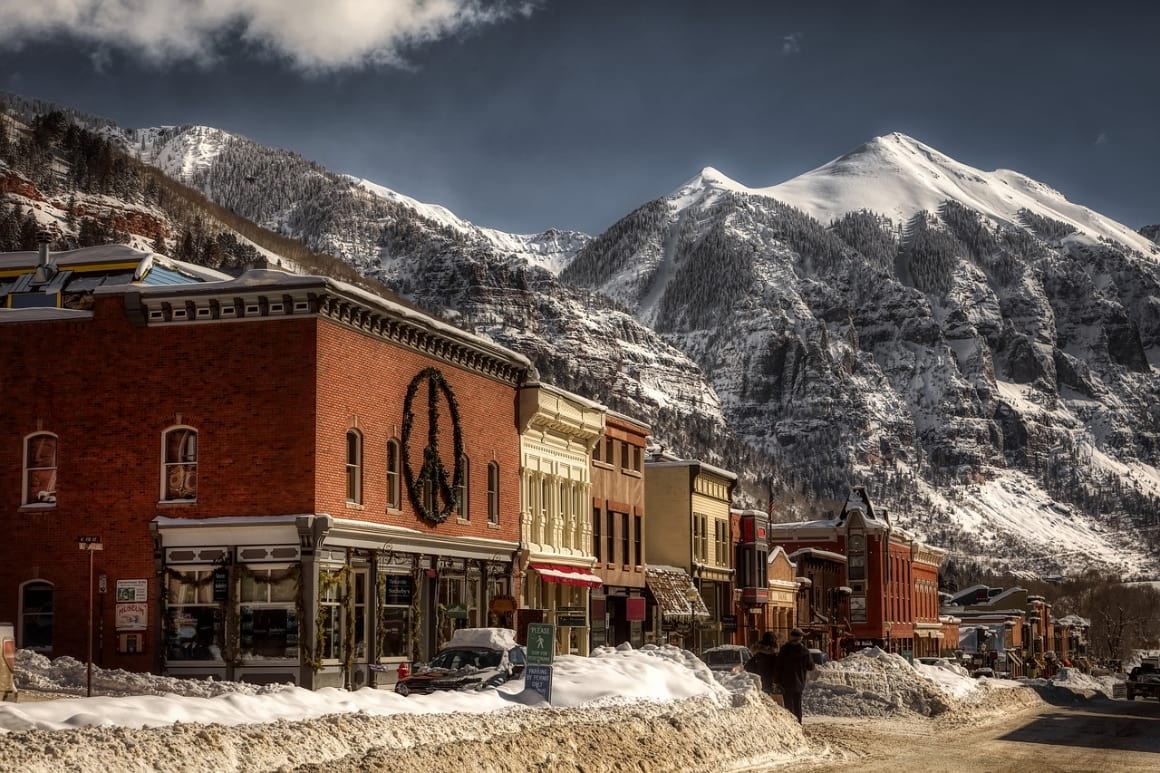 Gondola District - Where to Stay in Telluride