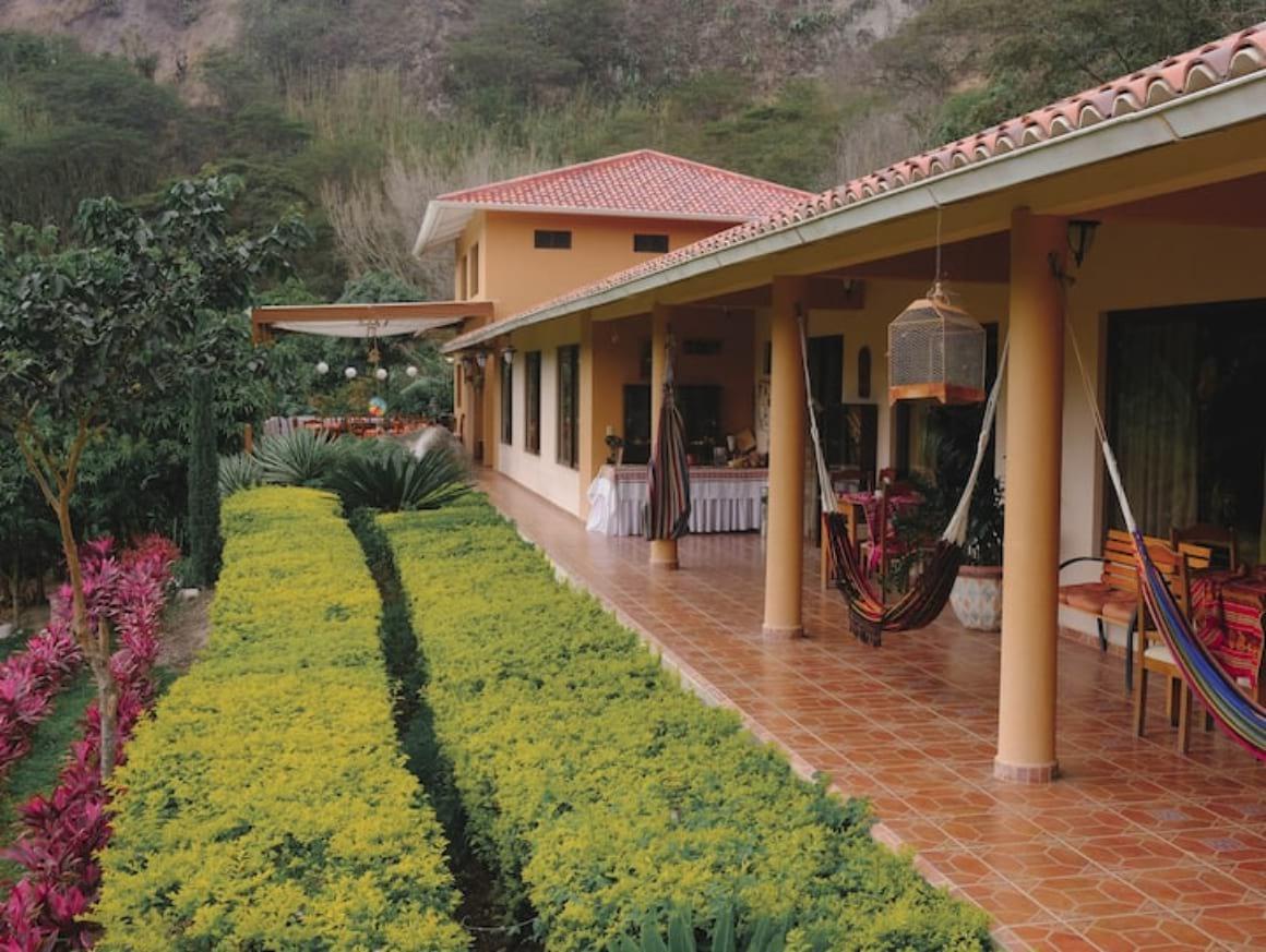Inti Kamari Eco Lodge Ecuador