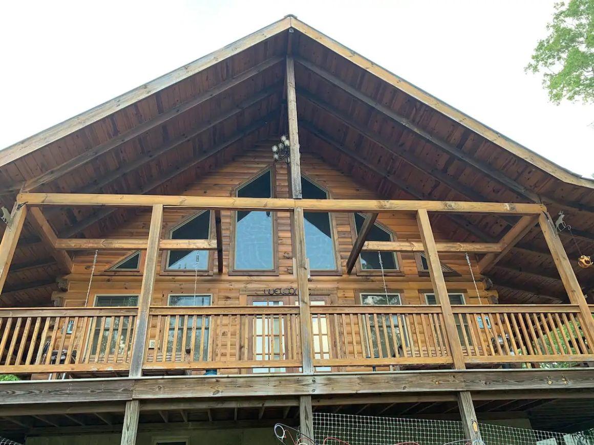 Bluff Overlook Cabin, Kentucky