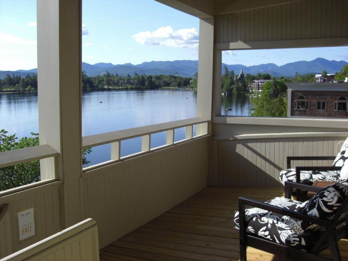 The Haus on Mirror Lake,Lake Placid