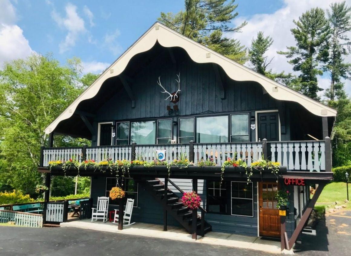 Town House Lodge, Lake Placid