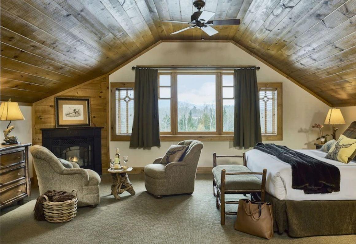 Whiteface Lodge, Lake Placid