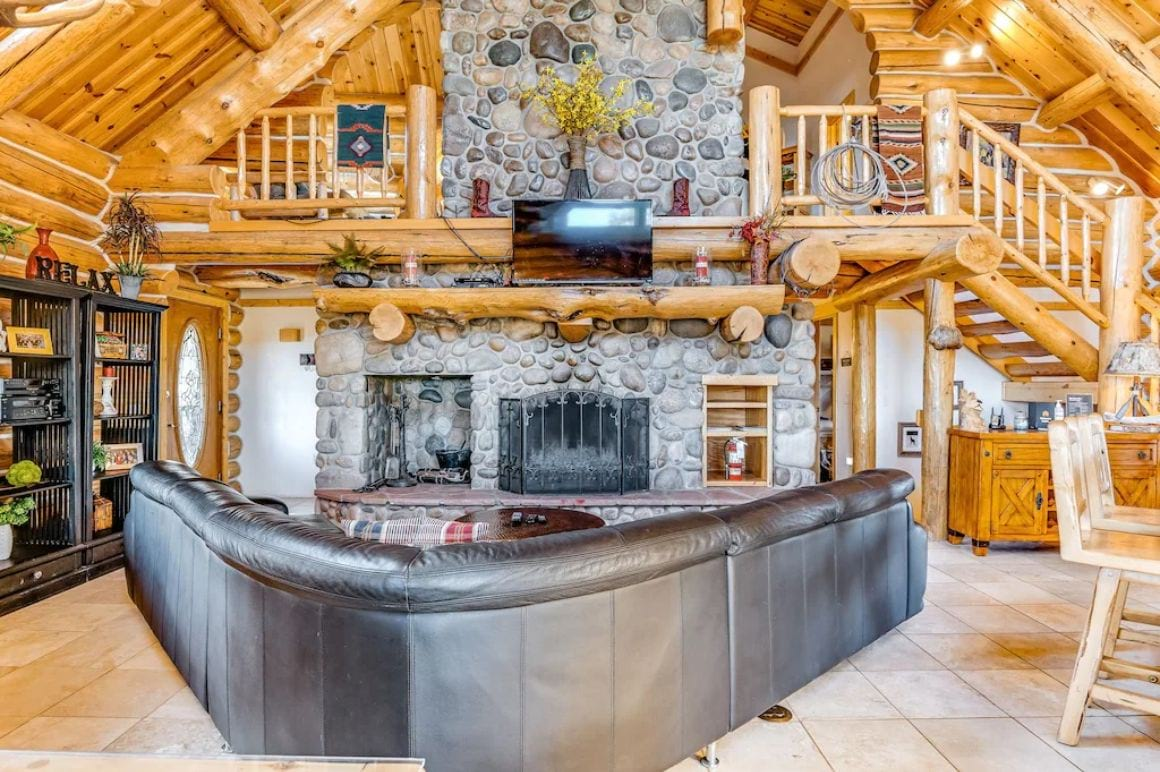 Lux Lodge with Amazing Mountain View Colorado