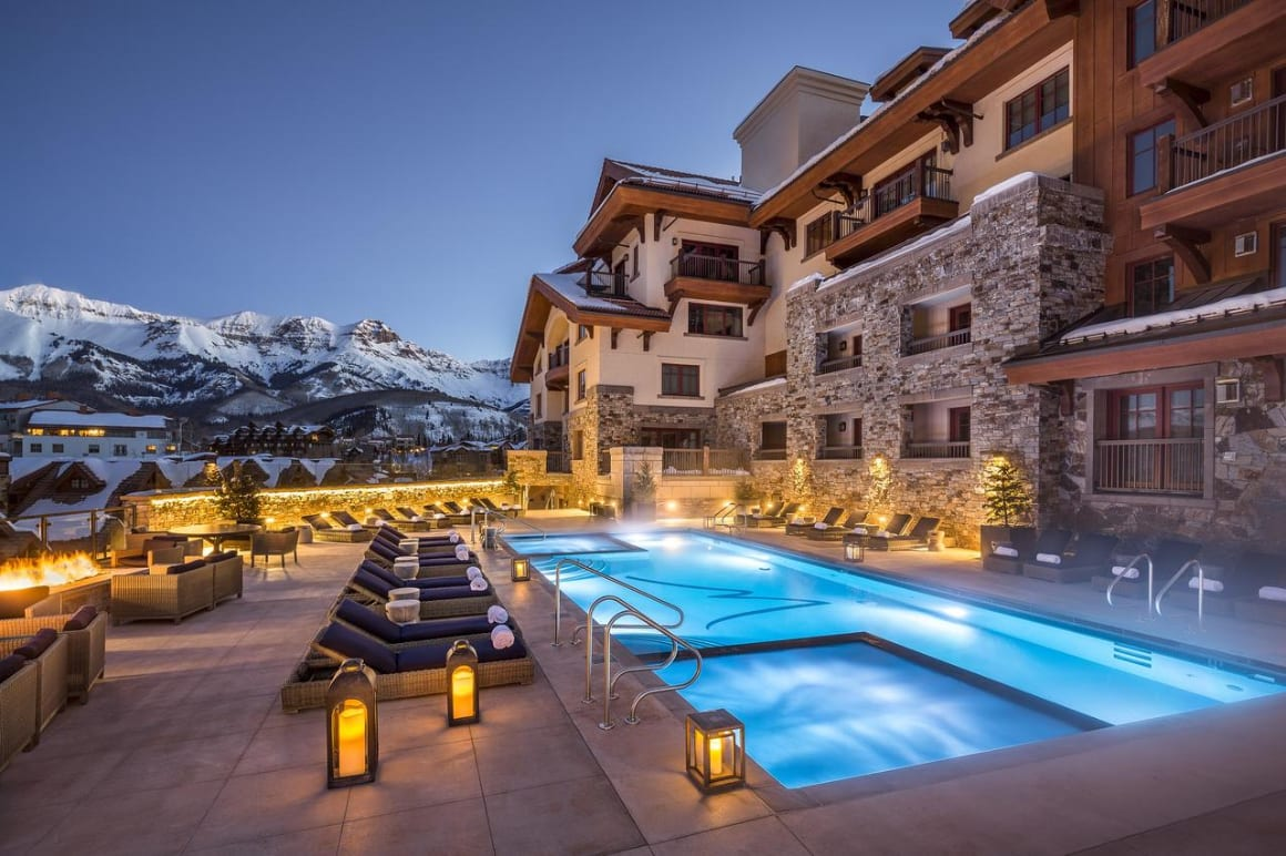 Madeline Resort and Residences Auberge Resort Collections Telluride