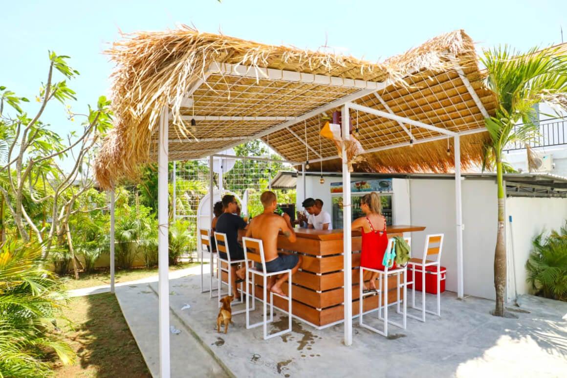 Margarita Surf Hostel Canggu bali