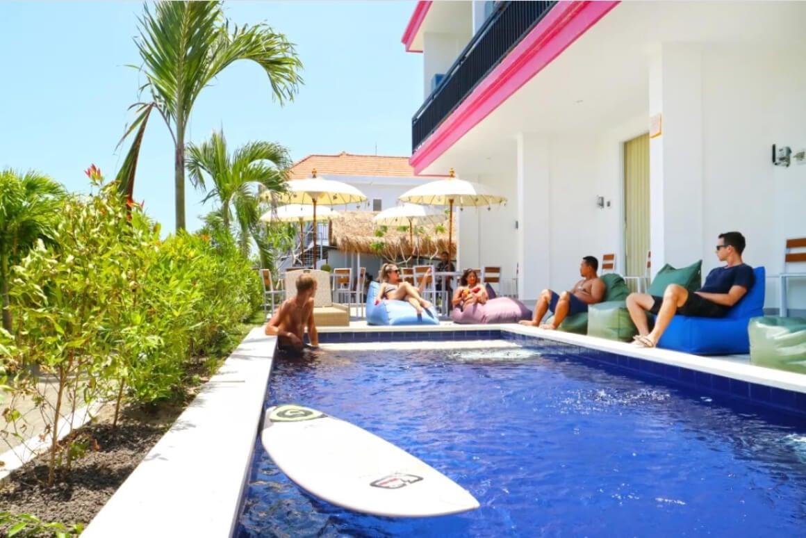 Margarita Surf Hostel Canggu
