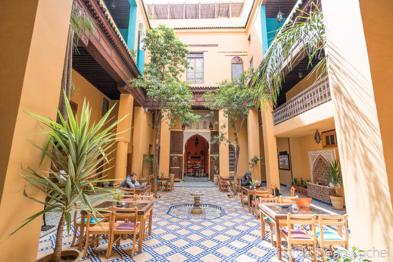 cheap places to stay in Morocco
