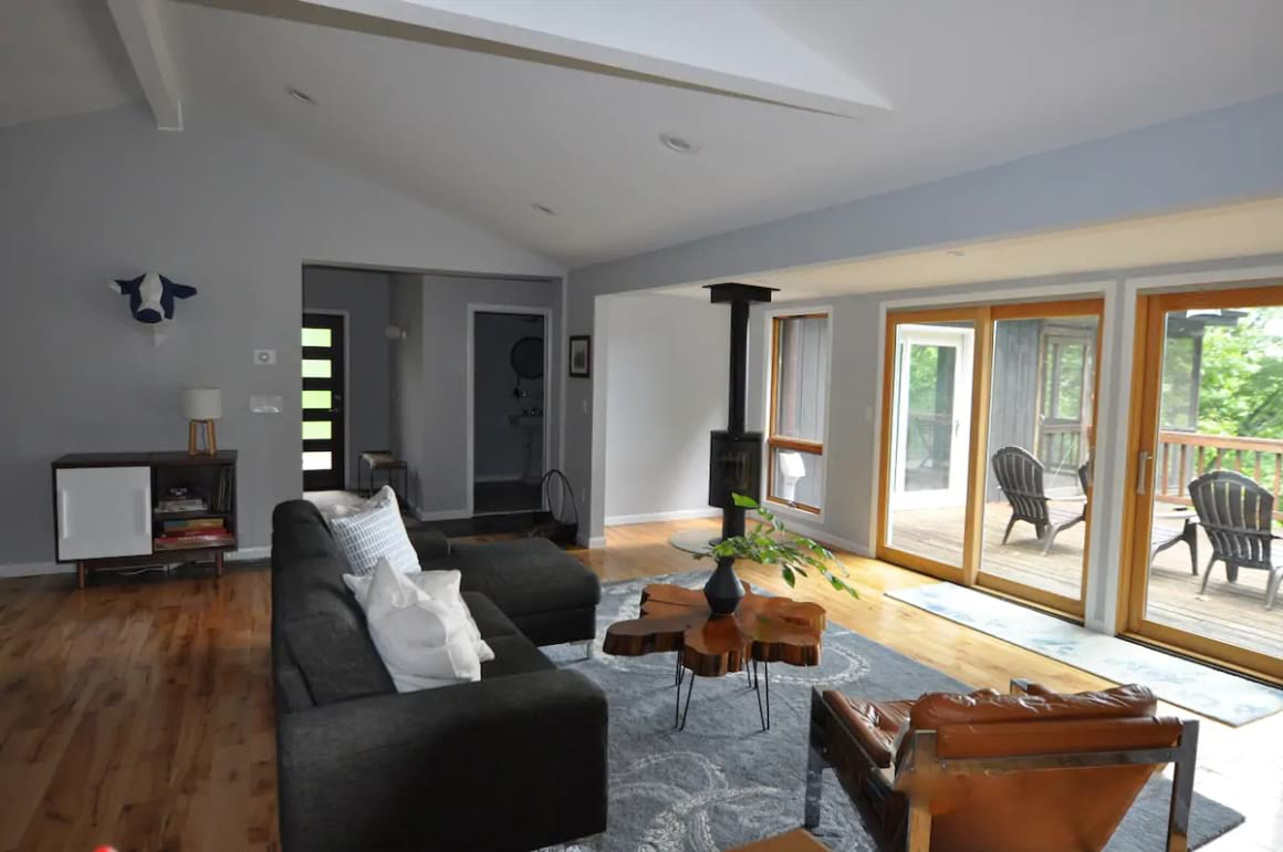 Modern Cabin Oasis
